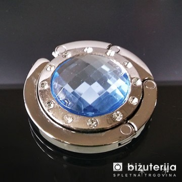 BABY BLUE EYE - Držalo za torbico D-103