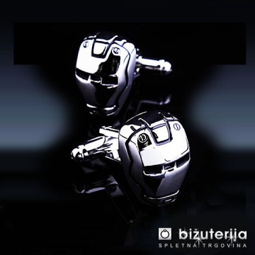 STEEL HEAD Manšetni gumbi M-157